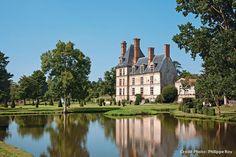 Le château de la Guignardière