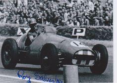 1952 Roy Salvadori, Ferrari 500