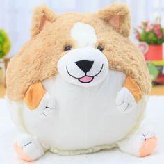 Chó bông #Corgi tròn vo siêu cute về số lượng có hạn nên bạn nào thích nhanh tay inbox shop liền nha  Size 35cm  Giá 280k => Giảm còn: 260k Size 50cm  Giá 520k  0932793907  Xem đầy đủ SP tại: gaubongdep.com  416/15/85A Dương Quảng Hàm P.5 Gò Vấp #gaubongdep #hcm #new #cho #chobong # #cute