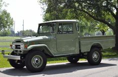 1971 Toyota Land Cruiser FJ45 | Bring a Trailer