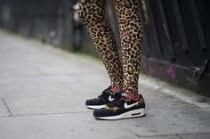 """NIKE WMNS AIR MAX 1 """"LEOPARD"""" PACK - Show your love for sneakers & Chicks on Kicks by sending a photo from yourself with your kicks to justask@chicksonkicks.com or to our Facebook page!"""