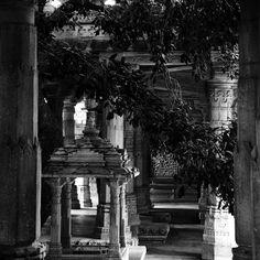 Ranakpur, Tempel Anlagen, Indien