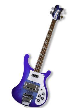 Very pretty Rickenbacher bass