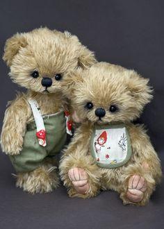 Three O'Clock Bears