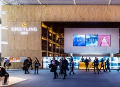 BREITLING - BREITLING CONFIRMS THAT IT WILL EXHIBIT AT BASELWORLD 2019