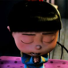 Discover & share this Agnes GIF with everyone you know. GIPHY is how you search, share, discover, and create GIFs. Despicable Me Gif, Minion Gif, Animated Cartoons, Animated Gif, Romantic Gif, Disney Nerd, Gif Animé, Pray, Gifs