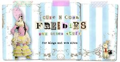 *Cute n Cool* Freebies and other stuff for blogs and web sites