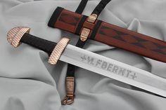 "Custom ""Viking"" Sword from Robert Moc -- myArmoury.com"