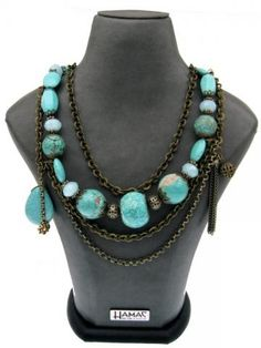 necklace-n494 by hamaclb for $50.00