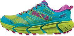 Hoka One One Female Challenger Atr 2 Trail-Running Shoes - Women's