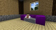 Post with 25839 views. How to make a working chair in Minecraft. Minecraft What To Build, Outdoor Sofa, Outdoor Furniture Sets, Outdoor Decor, How To Make Sofa, Minecraft Buildings, Minecraft Ideas, Entertaining, House Ideas