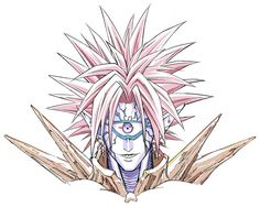 Lord Boros anime designs