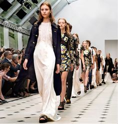 10 THINGS TO KNOW: BURBERRY PRORSUM