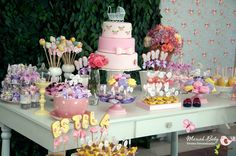 Chá de bebê | Baby tea | Chá de bebê menina | Chá de bebê jardim das borboletas | Decoração by Mariah festas #jardimdasborboletas #chadebebe #mariahfestas