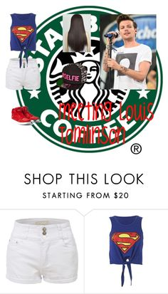"""""""Meeting Louis Tomlinson"""" by niallersprincess4321 on Polyvore featuring LE3NO and Supra"""