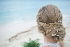 Wedding pearl long hair vine and hair comb pearl wedding headpiece bridal hair headband hair accessories Short Wedding Hair, Wedding Hairstyles For Long Hair, Hair Comb Wedding, Bride Hairstyles, Bridal Hair, Short Hairstyles, Pearl Hair, Pearl Headband, Headband Hair