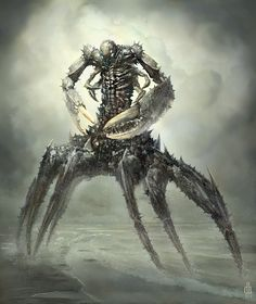 Cancer by Damon Hellandbrand | Fantasy | 2D | CGSociety