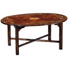 Jonathan Charles Butler's Table