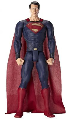 "Superman 2013, 31"" tall. This photo is a Bing image, I'll post my MINT figure later on."