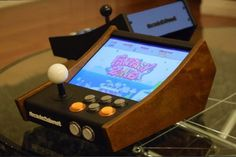 RetroPie allows you to turn your Raspberry Pi or PC into a retro-gaming machine. This community focuses around the projects that come from this as. Pi Arcade, Arcade Bartop, Arcade Stick, Retro Arcade, Arcade Games, Arcade Table, Arcade Room, Pc Games, Diy Arcade Cabinet