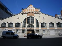 The largest roofed market hall in the Nordic countries, Tampere's Kauppahalli has served customers since Finland Tour, Cities In Finland, Big Town, Examples Of Art, Art Nouveau Architecture, Statues, Countries, Tours, Memories