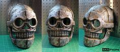 Skeletron Cosplay Costume from Turbo Kid SKS Props - Updated 9/16/2015