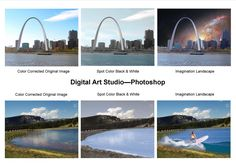 Cathy Hoffmann Digital Art Studio FA2016 SCC Project 2 Working with Photoshop