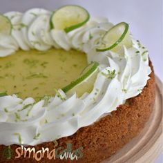 simonacallas - Desserts, sweets and other treats Mojito, Key Lime Pie, Vanilla Cake, Cheesecake, Sweets, Desserts, Recipes, Food, Mint