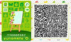 *とび森*゜地面マイデザイン☆ローズリボンレンガ☆ の画像|☆ゆのめろ☆ココット村*゜森ブログ☆