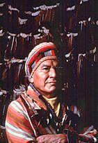 Male Cherokee Dress