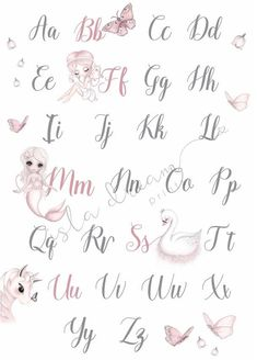 Whimsical prints, decals and personalised wall plaques for children. Abc Poster, Poster Wall, Poster Prints, Nursery Prints, Wall Prints, Learning The Alphabet, Beautiful Friend, Buy Frames, Fine Art Paper