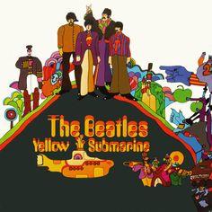 The Beatles - Yellow Submarine : CD Album