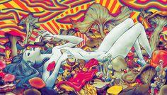 L'art étrange, prolifique et inclassable de James Jean