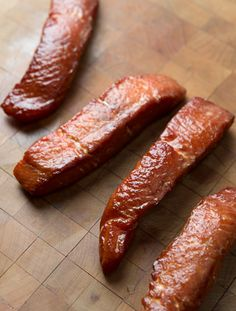 salmon candy recipe