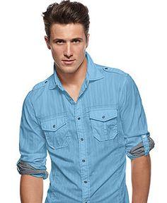 Shop Mens Casual Shirts & Casual Shirts for Men - Macys
