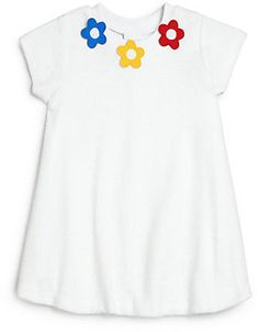 Florence Eiseman Toddler's & Little Girl's Terry Dress Original price: $52 - Sale price: $36.40