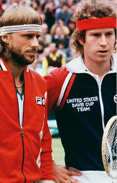 Borg & McEnroe - Wimbledon Final 1980