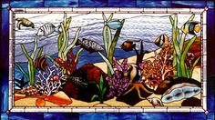 stained glass koi patterns free | especially suited to the eclectic taste of our clients.