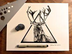 Daily Drawings by Derek Myers http://designwrld.com/daily-drawings-derek-myers/