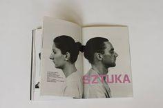 Polish design diploma work - chapter art. Konstruktywni.pl