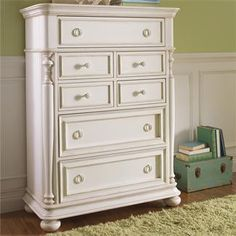 Riverside Placid Cove 7-Drawer Chest