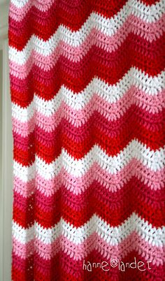 Crochet blanket - maybe in different colors though. - my mom made a lot using this pattern.