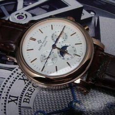 PATEK PHILIPPE-パテック フィリップ腕時計 パテック フィリップ 男/女腕時計 PATEK-PHILIPPE-N-007A