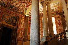 https://flic.kr/p/9Jfxyp | Palazzo Farnese a Caprarola Vt