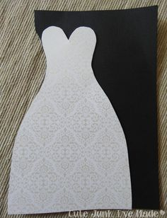 Bride Dress Template
