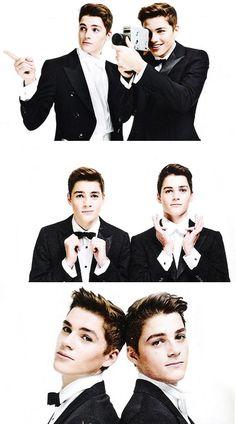 Jack and Finn<3