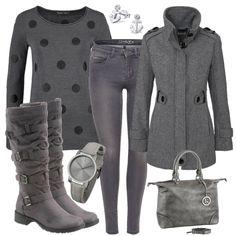 Herbst-Outfits: GrayStar bei FrauenOutfits.de