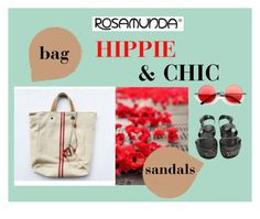 """HIPPIE CHIC"" by theberrywave ❤ liked on Polyvore featuring Rosamunda and Retrò"