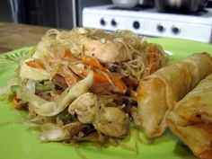 pancit recipe ~ Pancit or pansit is the term for noodles in Filipino cuisine. Noodles were introduced into the Philippines by the Chinese and have since been adopted into local ...