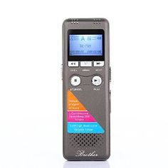 2015 Brothers Newest Steel 16gb Spy Voice Activated USB Digital Audio Recorder Pen Telephone Voice Recorder Dictaphone Support Mp3 Mp4 Player